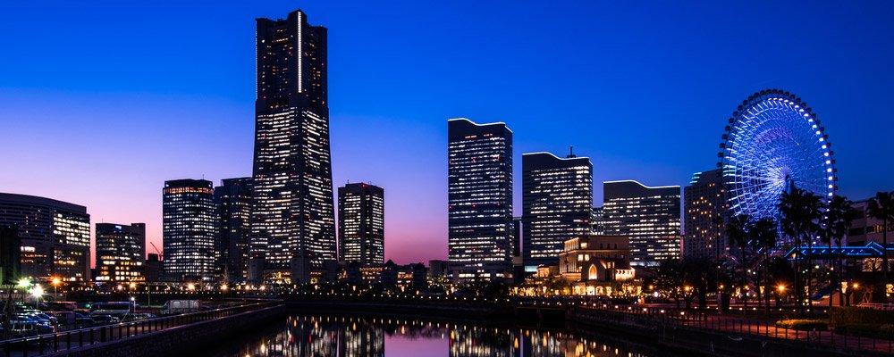 Ic Free Shipping >> Yokohama Travel Guide - Japan Rail Pass
